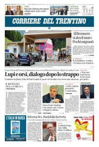 Corriere del Trentino - 11 Luglio 2018