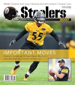 Steelers Digest - July 01, 2019
