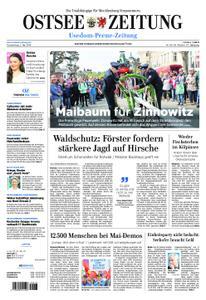 Ostsee Zeitung Wolgast - 02. Mai 2019