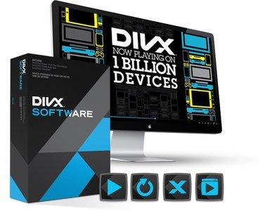 DivX Pro 10.6.1 Multilangual Mac OS X