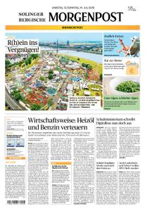 Solinger Morgenpost – 13. Juli 2019