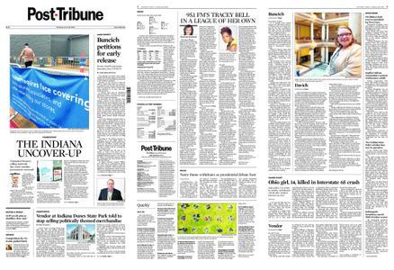 Post-Tribune – July 28, 2020