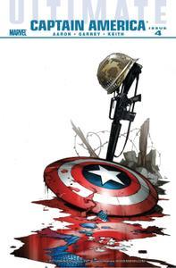 Ultimate Captain America 04 of 4 2011 Digital Zone