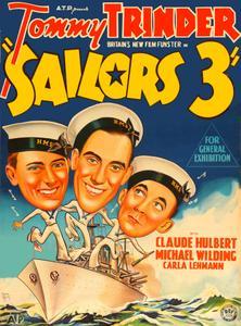 Sailors Three / Three Cockeyed Sailors (1940)