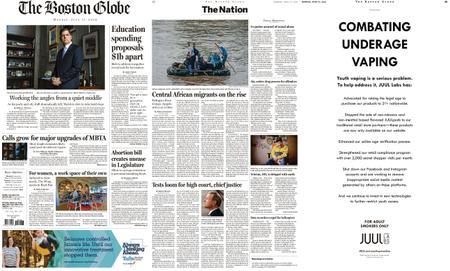The Boston Globe – June 17, 2019