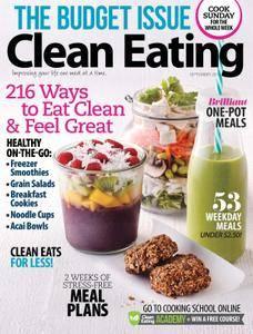 Clean Eating - September 2015
