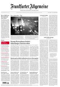 Frankfurter Allgemeine Zeitung F.A.Z. - 09. November 2018