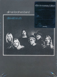 Allman Brothers Band - Idlewild South (1970) [2015, 3CD + Blu-Ray 45 Anniversary Super Deluxe Box Set]