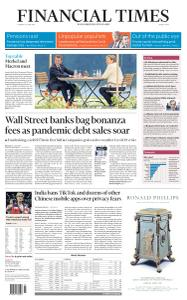 Financial Times Middle East - June 30, 2020