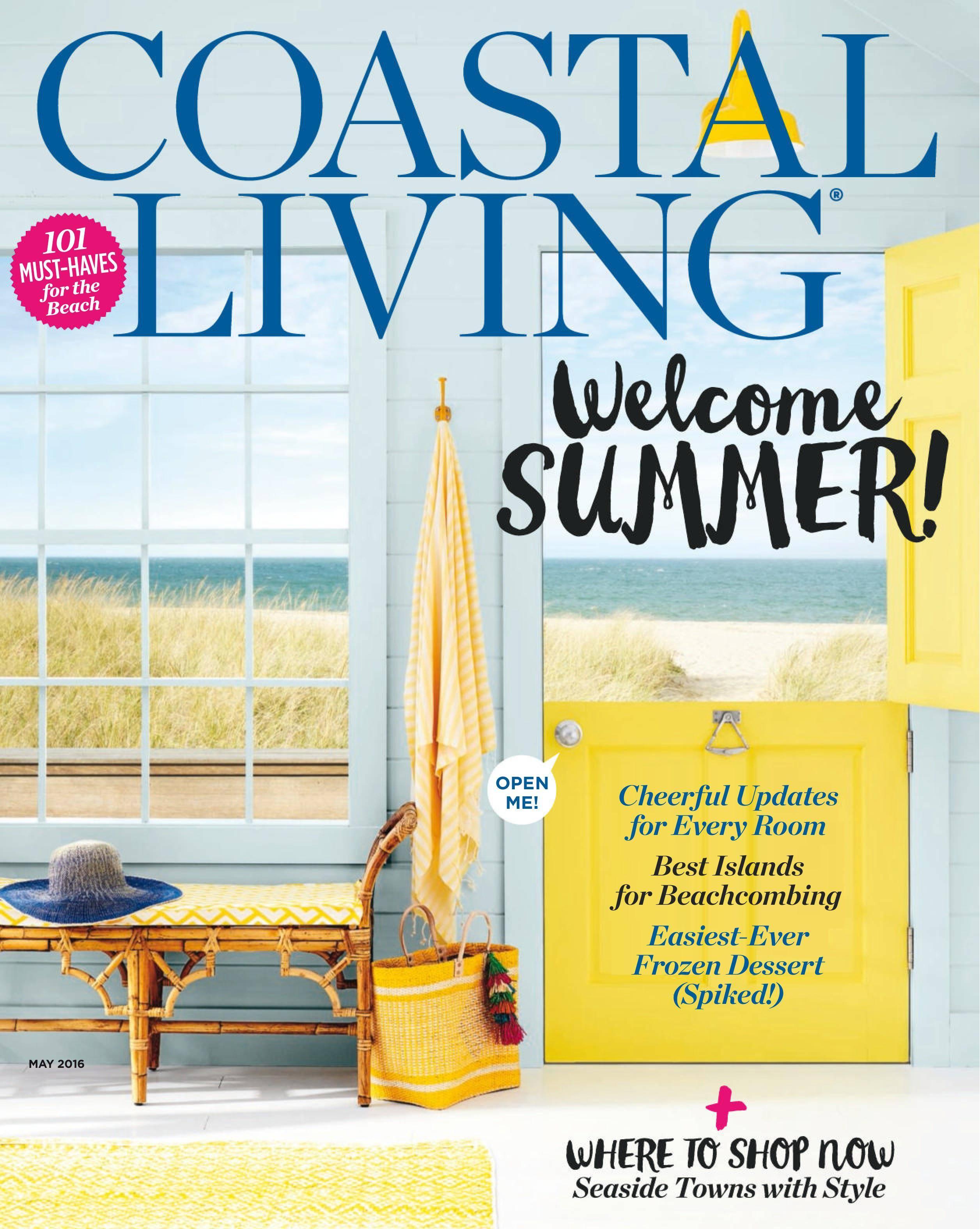 Coastal Living - May 2016