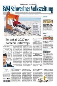 Schweriner Volkszeitung Hagenower Kreisblatt - 20. November 2019