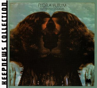 Flora Purim - Butterfly Dreams (1973) {2007 Milestone} [Keepnews Collection Complete Series] (Item #8of27)