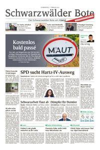 Schwarzwälder Bote Hechingen - 07. Februar 2019