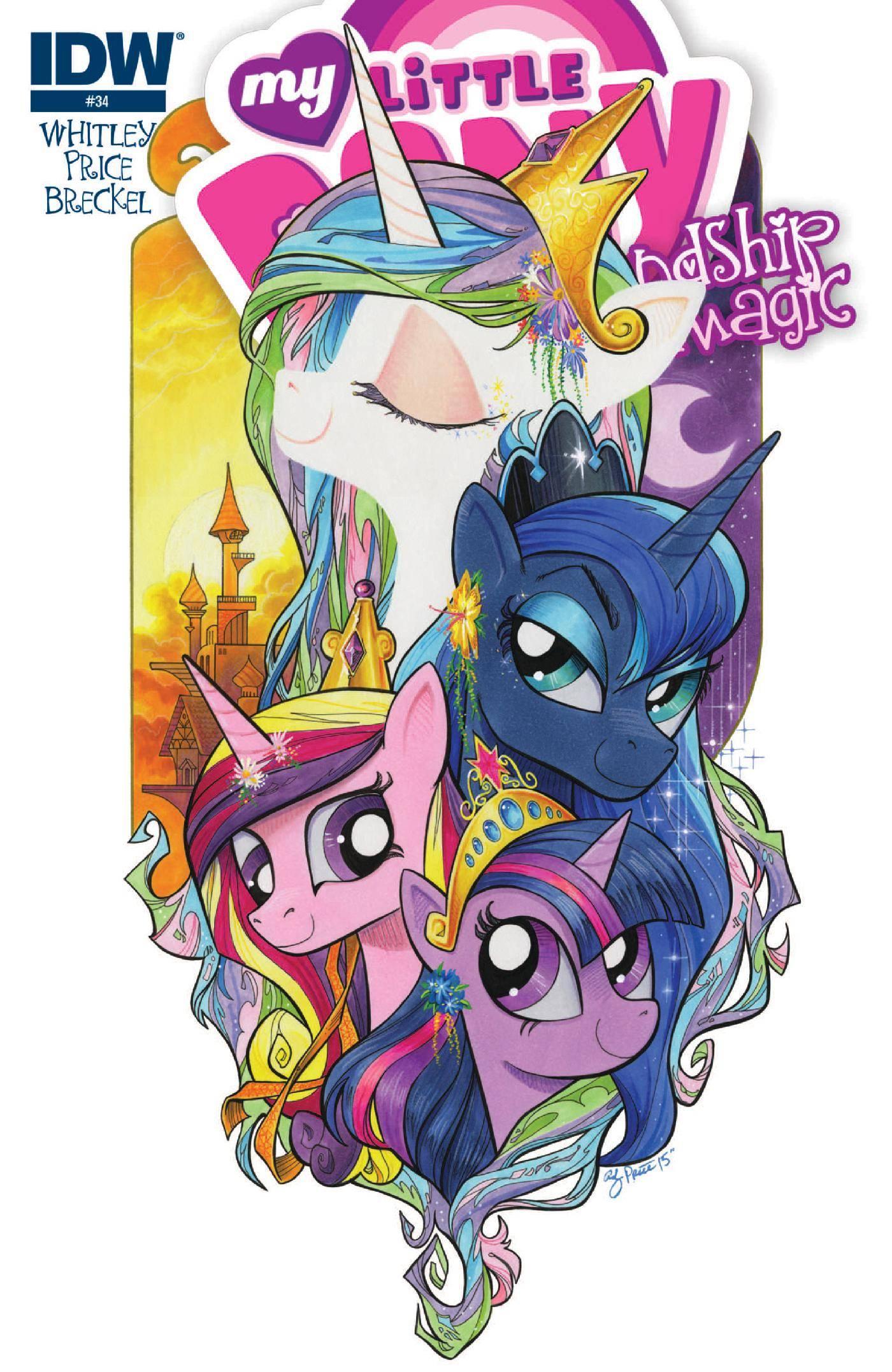 My Little Pony - Friendship Is Magic 034 2015 digital