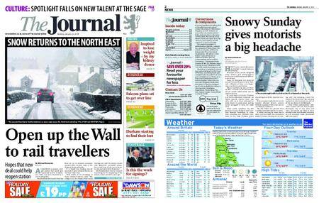 The Journal – January 22, 2018
