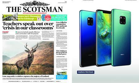 The Scotsman – October 19, 2018