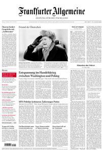 Frankfurter Allgemeine Zeitung F.A.Z. - 03. Dezember 2018