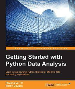Getting Started with Python Data Analysis