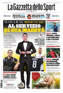 La Gazzetta dello Sport – 16 luglio 2019