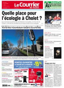 Le Courrier de l'Ouest Cholet – 07 mars 2020