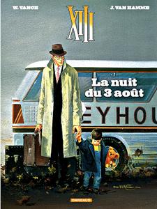 XIII (Nouvelle collection 2017) - Tome 7 - La Nuit du 3 août