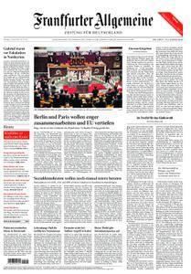 Frankfurter Allgemeine Zeitung F.A.Z. - 23. Januar 2018