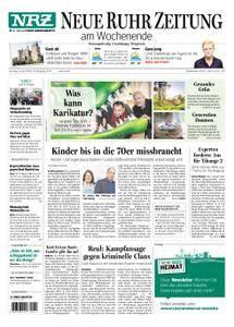NRZ Neue Ruhr Zeitung Essen-Postausgabe - 14. April 2018