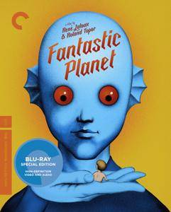 Fantastic Planet (1973) + Extras [The Criterion Collection]