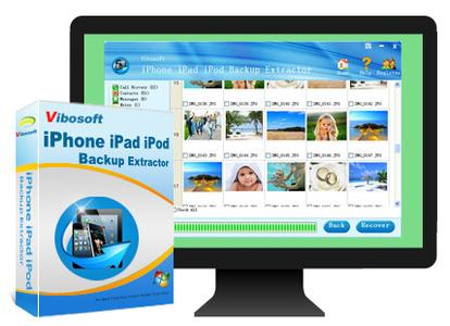 Vibosoft iPhone/iPad/iPod Backup Extractor 2.1.42 Multilingual