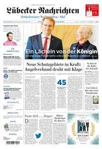 Lübecker Nachrichten Ostholstein Süd - 28. September 2017