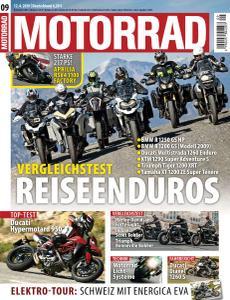 Motorrad - 12 April 2019