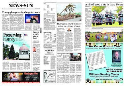Lake County News-Sun – September 28, 2017