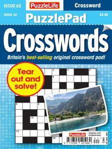 PuzzleLife PuzzlePad Crosswords – 12 August 2021