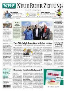 NRZ Neue Ruhr Zeitung Essen-Postausgabe - 08. Mai 2018