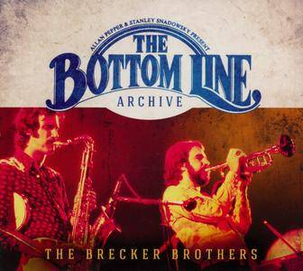 The Brecker Brothers - The Bottom Line Archive (2015) {The Bottom Line Records-BFD BLRCD011 rec 1976}