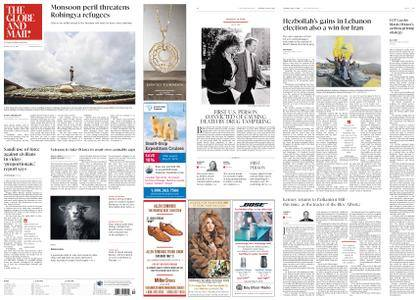 The Globe and Mail – May 08, 2018
