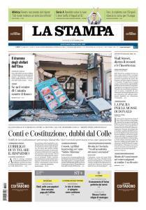 La Stampa Imperia e Sanremo - 27 Dicembre 2018