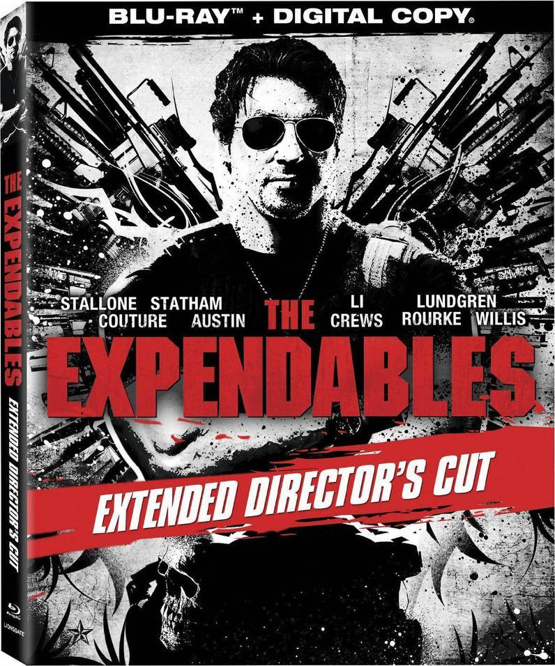 The Expendables (2010) Extended Director's Cut