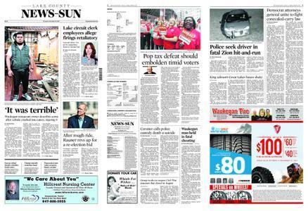 Lake County News-Sun – October 24, 2017