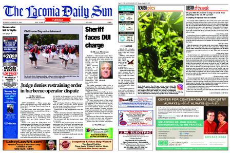 The Laconia Daily Sun – August 12, 2019