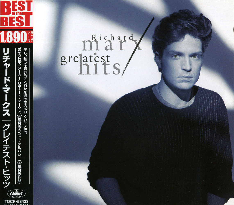 Richard Marx - Greatest Hits (1997) Japanese Press [Re-Up]