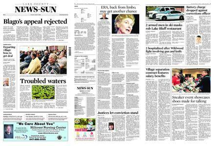 Lake County News-Sun – April 17, 2018