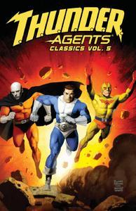 IDW-T h u n d e r Agents Classics Vol 05 2015 Hybrid Comic eBook