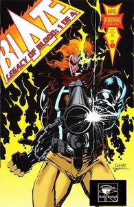 Blaze - Legacy of Blood #1-4 Complete
