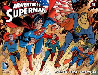 Adventures of Superman 046 2014 Digital