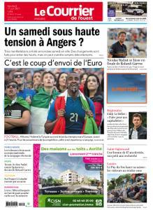 Le Courrier de l'Ouest Angers – 11 juin 2021