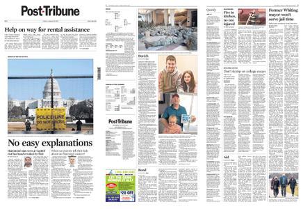 Post-Tribune – January 15, 2021