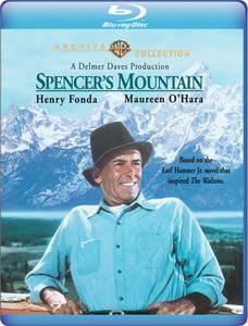 Spencer's Mountain (1963)