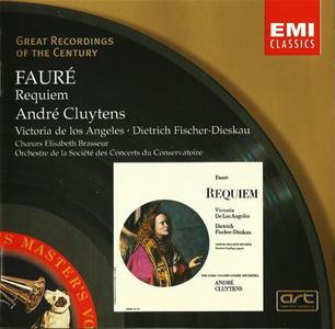 André Cluytens - Fauré: Requiem (1998)