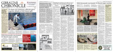 Gibraltar Chronicle – 17 February 2021